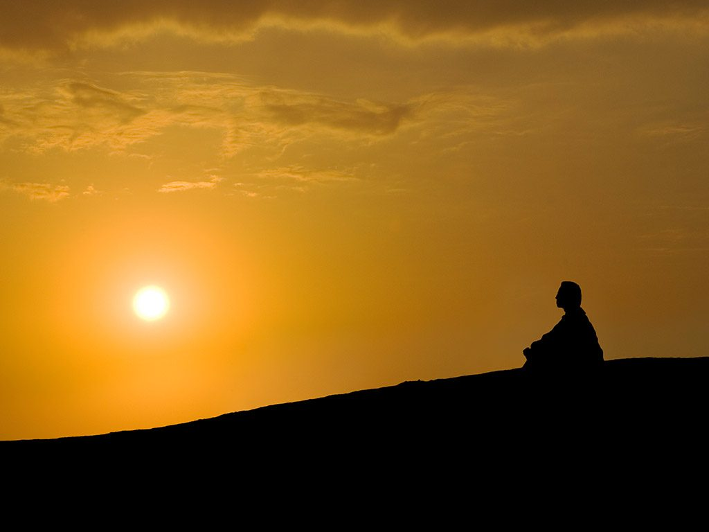 perché meditare