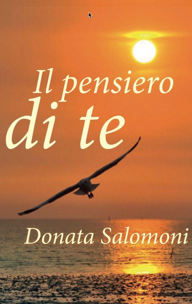 Libro Poesie - Il pensiero di te - Donata Salomoni
